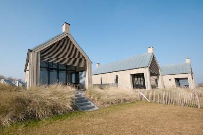 Slapen in Piet Boon watervilla Oesterdam in Tholen Zeeland 7