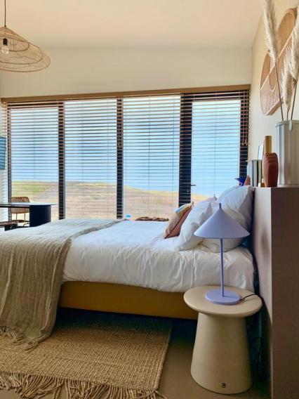 Strandhotel Zoomers Castricum met uitzicht op strand en zee 15