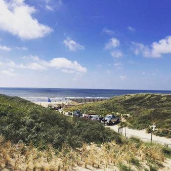 Strandhotel Zoomers Castricum met uitzicht op strand en zee 16