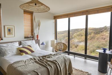 Strandhotel Zoomers Castricum met uitzicht op strand en zee 5