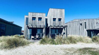 Luxe villa direct aan het strand van Ouddorp Oasis Parc Punt West huisje huren Concert at Sea 19