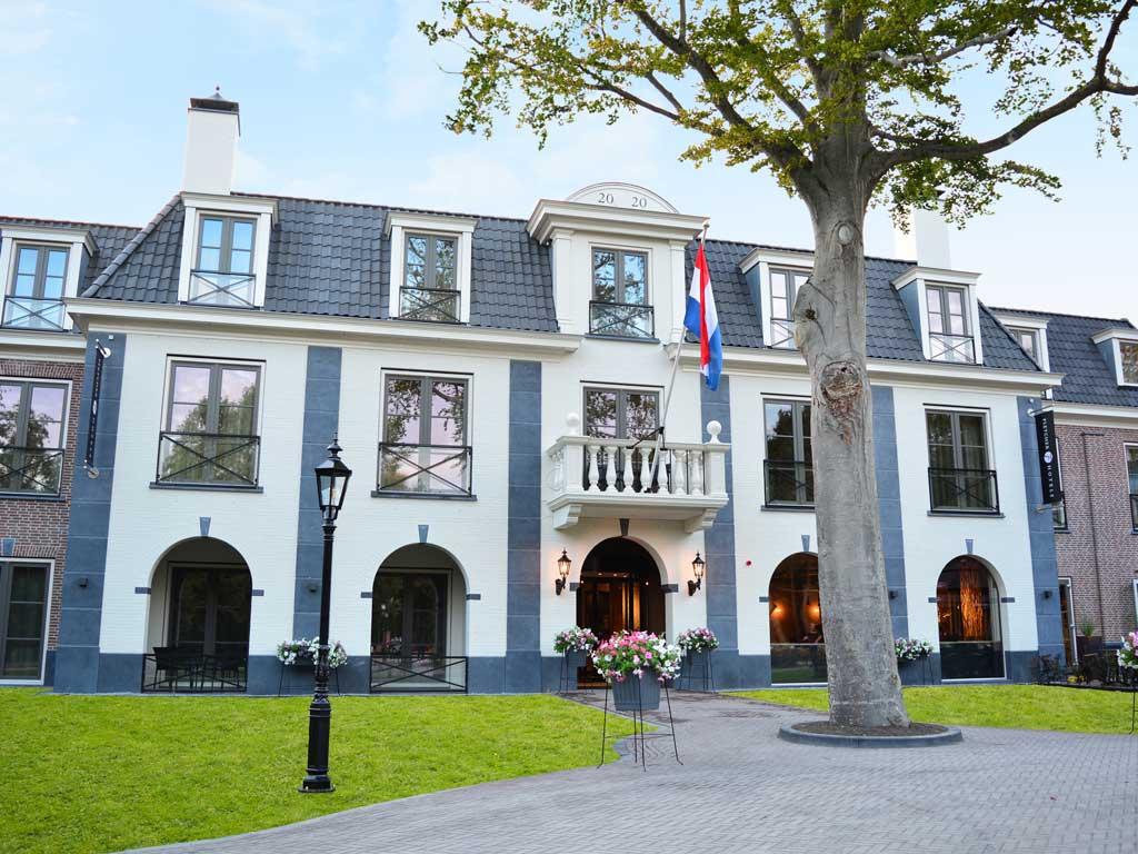 Fletcher Strandhotel Haamstede Zeeland 1