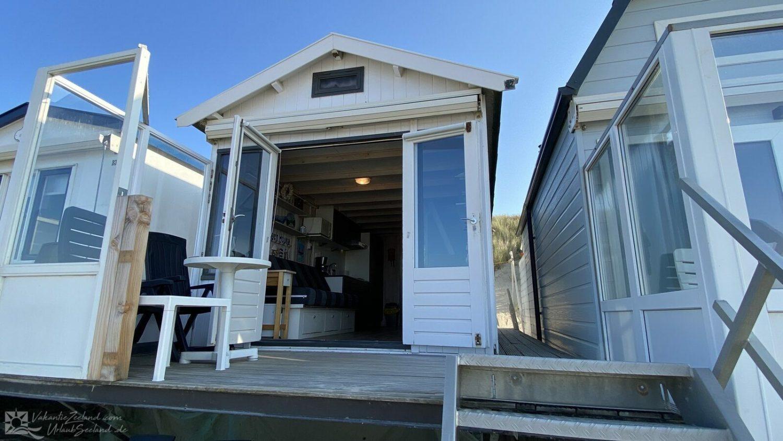 Particuliere strandhuisjes in Zeeland – Vlissingen