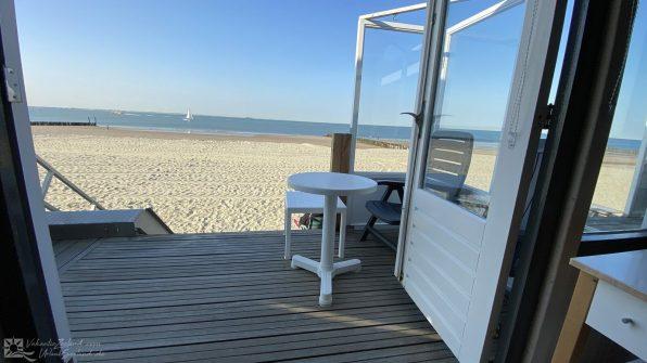 Slapen op het strand particuliere strandhuisjes in Zeeland - Vlissingen 3