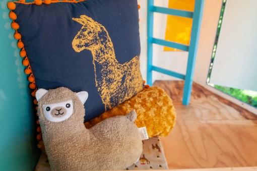 Glamping aan de Waterspiegel slapen met alpacas Zeeland Alpacas on Wheelzzz 5