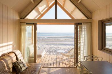 Bijzondere Overnachting Slapen op het strand in een strandhuisje noordzee resort vlissingen-beachhouses-6