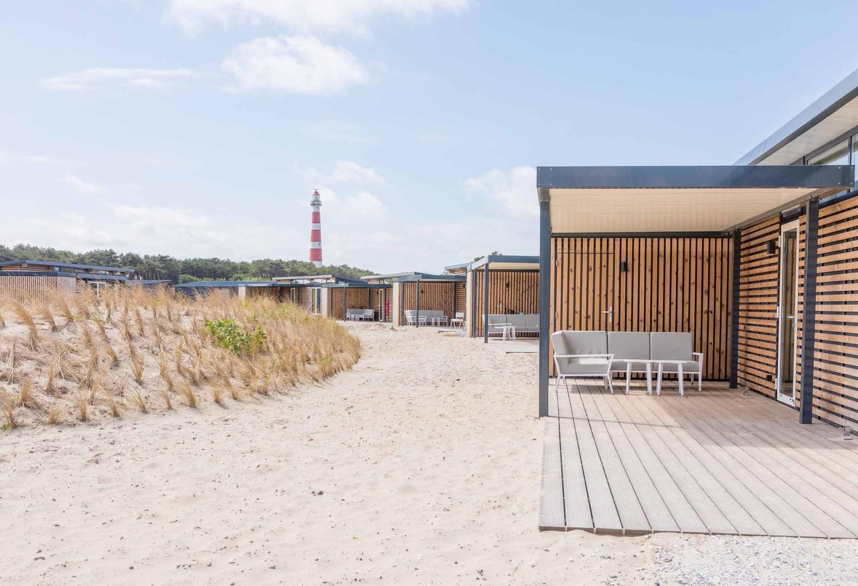 Luxe strandvilla van Roompot Qurios op Ameland