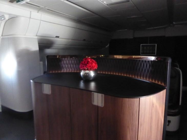 Qatar A350 Business Class