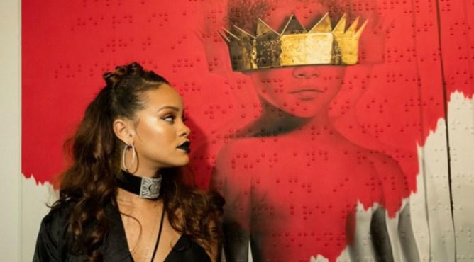 Rihanna Anti Date
