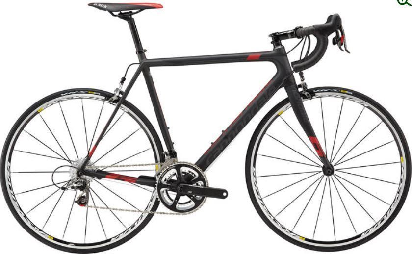 Cannondale SuperSix Evo Red 22