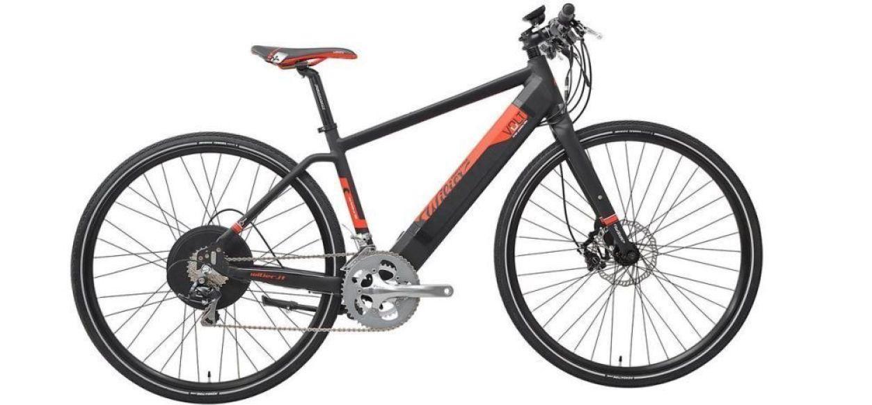 Bicicleta Eléctrica Wilier Atomo