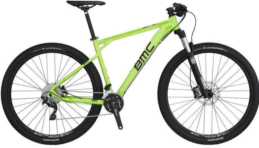 Bicicleta de montaña BMC Teamlite TE03