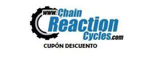 Cupón descuento en Chain Reaction