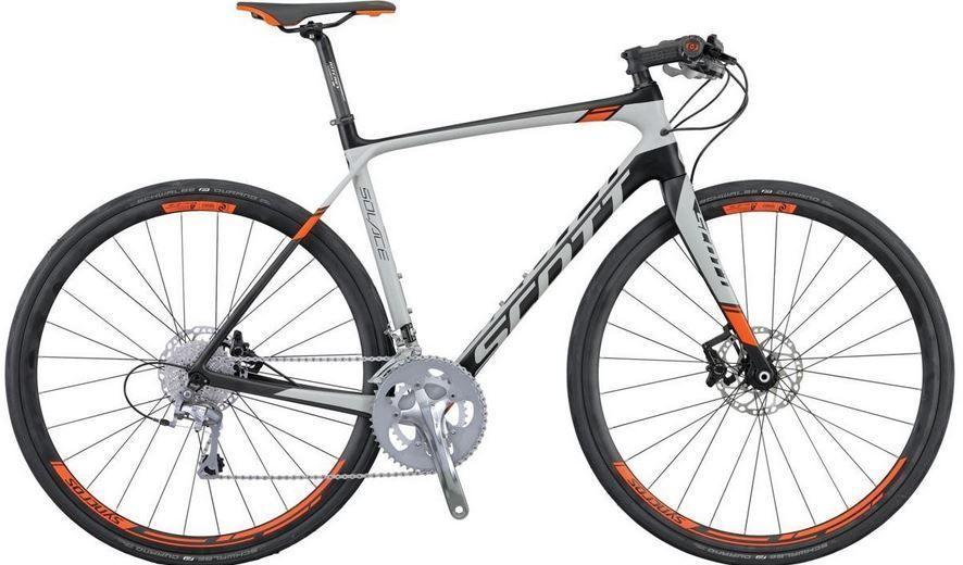 Bicicleta Scott Solace 30