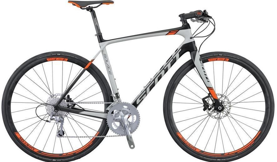 Bicicleta Scott Solace 30