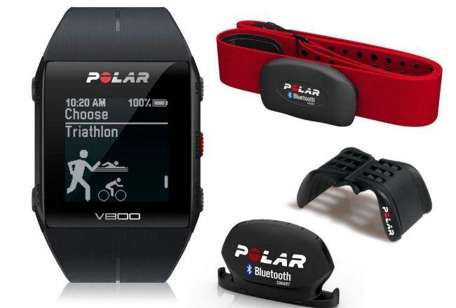 Pulsómetro Polar V800
