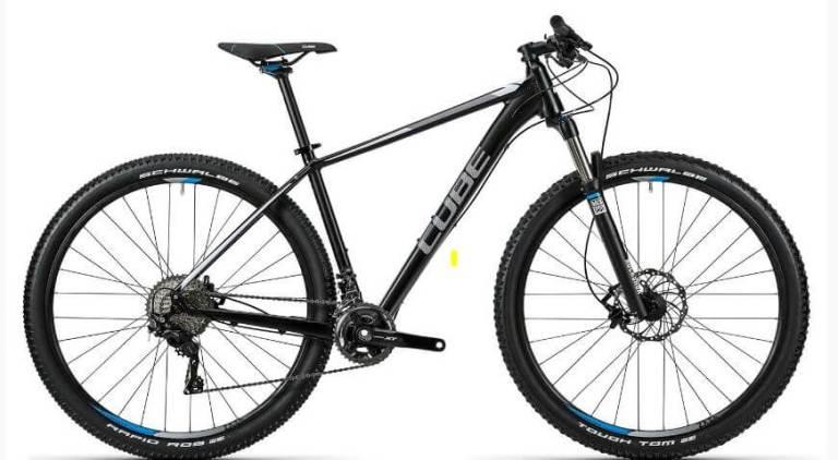 "Bicicleta de montaña Cube LTD Pro 27.5"" XT"