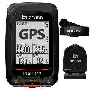 GPS Bryton Rider 310 T