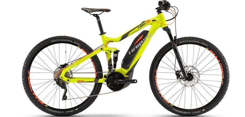 Bicicleta Eléctrica Haibike Sduro FullNine 6.0 29