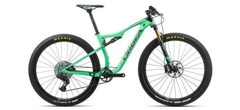"Bicicleta Orbea OIZ 29"""