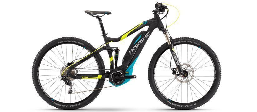 Bicicleta electrica Haibike Sduro FullNine 5.0 29