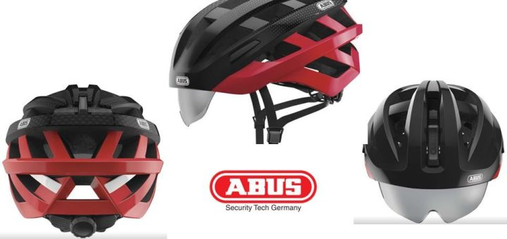 Casco Abus In Vizz Ascent