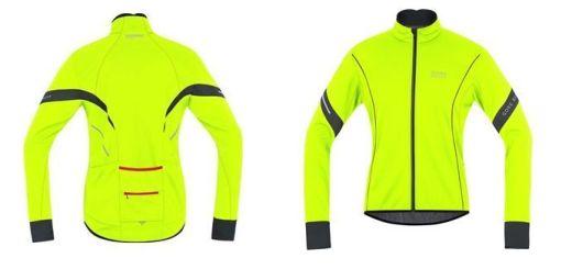 Chaqueta Gore Bike Wear Power 2.0 Windstopper Softshell