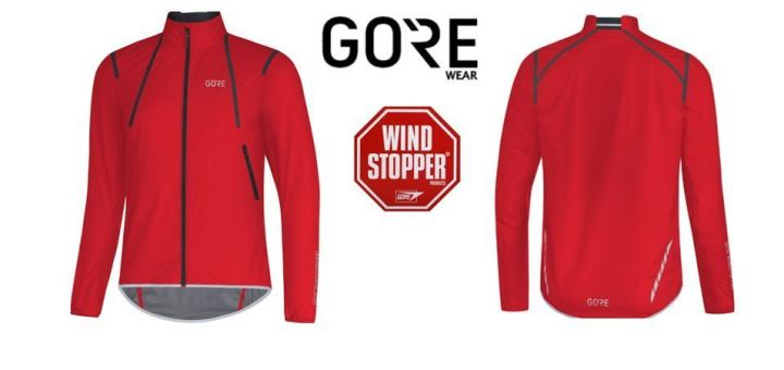 Chaqueta Gore Wear C7 Windstopper Light