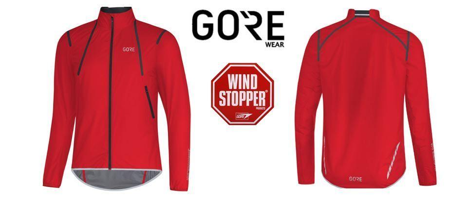 Chaqueta Gore Wear C7 Windstopper Light