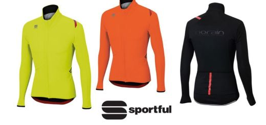 Chaqueta Sportful Fiandre Light Wind