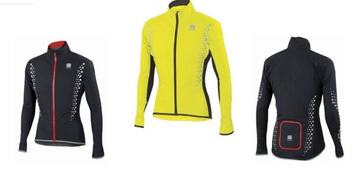 Chaqueta Sportful Hot Pack Hi-Viz NoRain