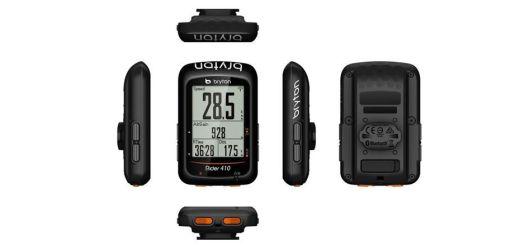 Ciclocomputador GPS Bryton Rider 410