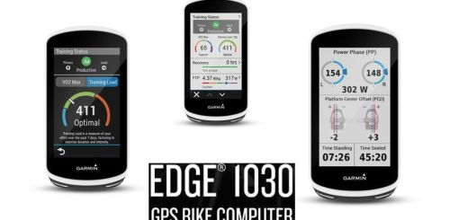 Ciclomputador GPS Garmin Edge 1030