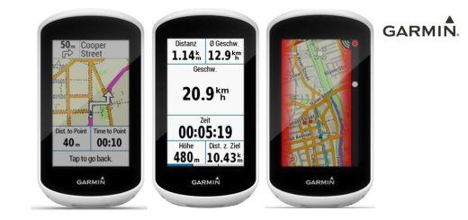 Ciclomputador GPS Garmin Edge Explore