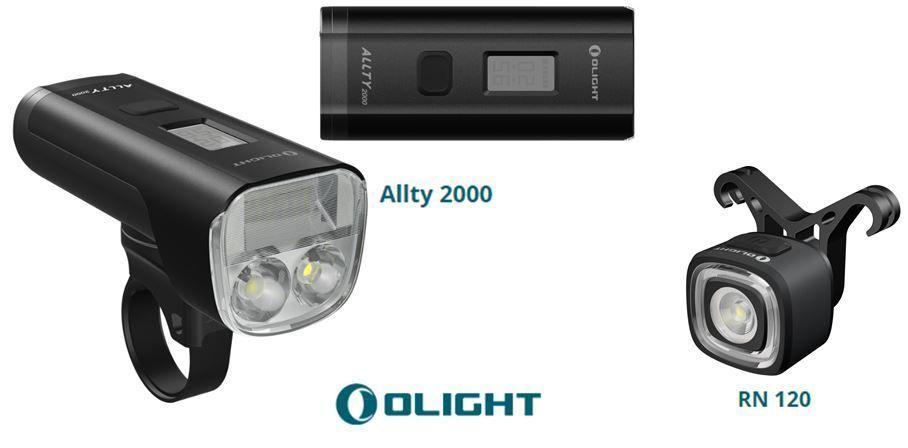 Combo Olight Allty2000- RN120