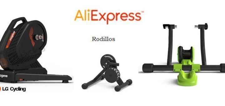 Compras Aliexpress Rodillos