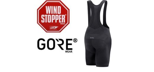 Culotte Corto Gore Wear C5 Windstopper