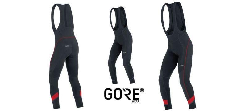 Culotte Gore Wear C5 Thermo