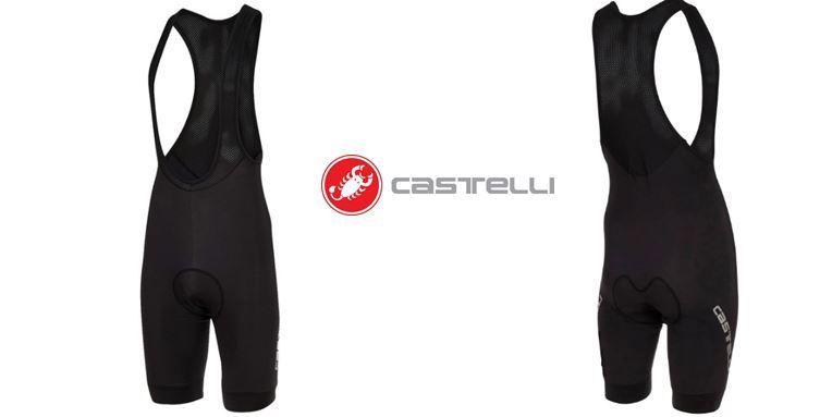 Culotte corto Castelli Nano Flex 2