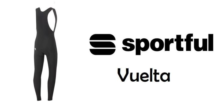 Culotte largo Sportful Vuelta
