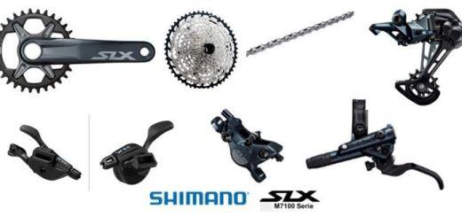 Grupo Shimano SLX M7100 12 v