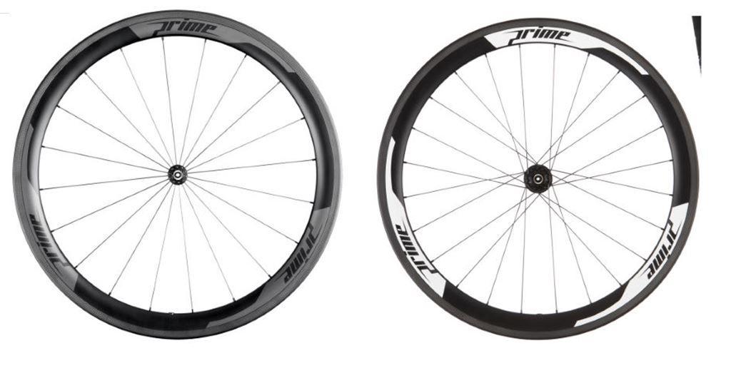Juego de ruedas Prime RR-50 Carbono