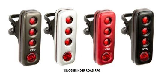 Luz trasera Knog Blinder Road R70