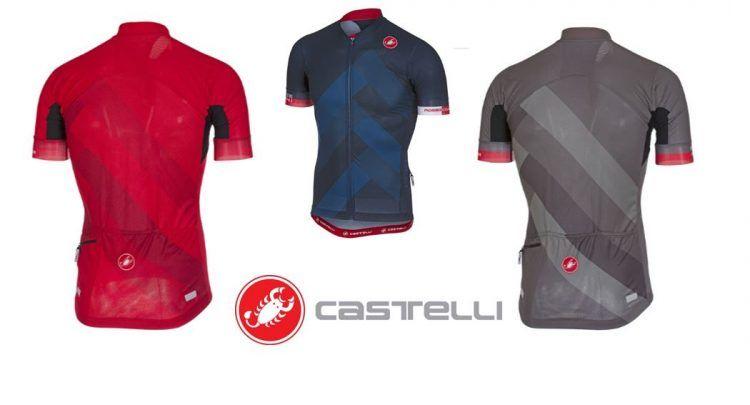 Maillot Castelli Aero Race 6