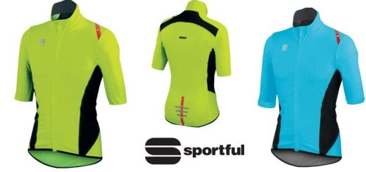 Maillot Sportful Fiandre Light NoRain