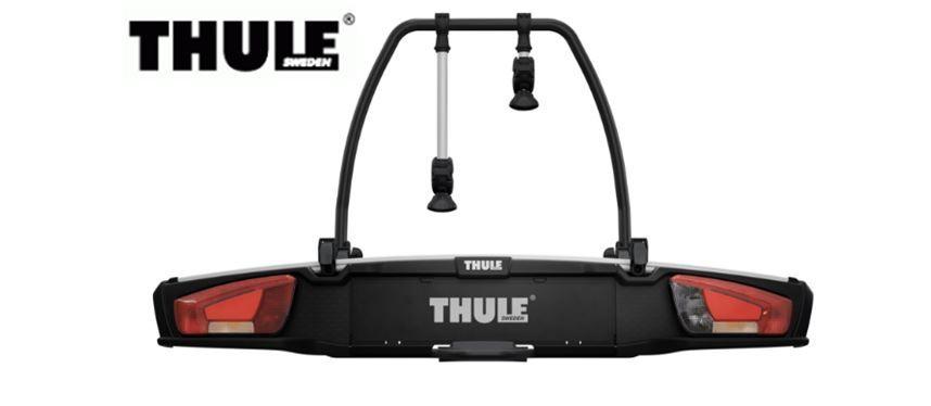 Portabicicletas Thule Velospace XT 2 bicis
