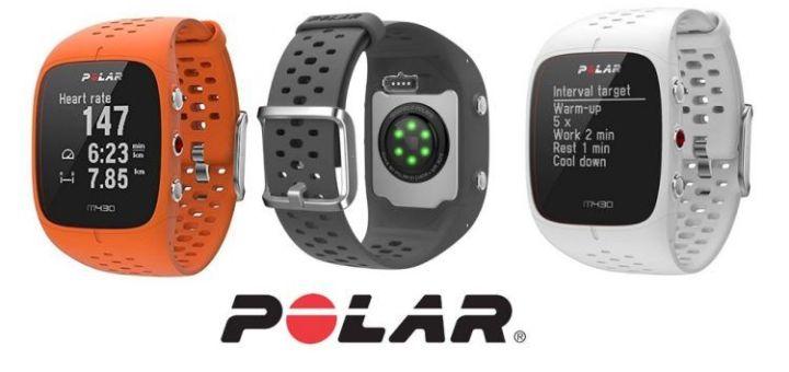 Reloj Pulsómetro Polar M430 GPS