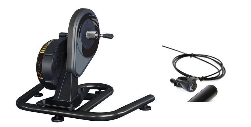 Rodillo CycleOps Silencer Direct Drive Mag