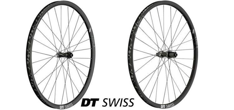 Ruedas DT Swiss XRC 1200 Spline Carbono