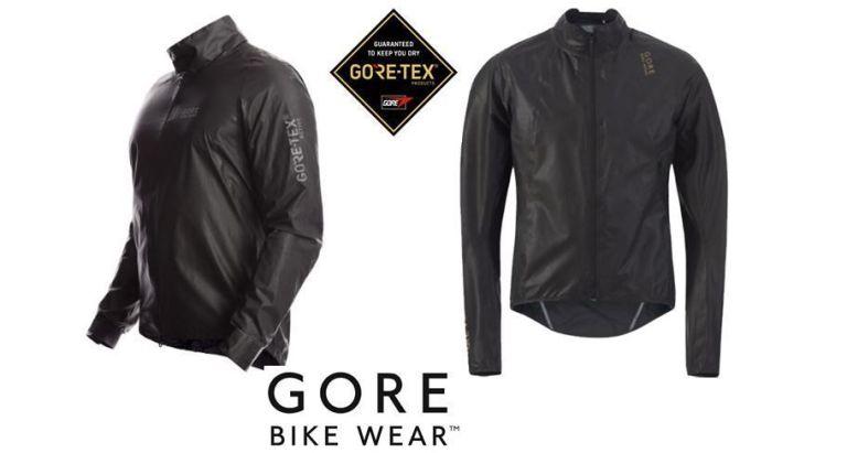Chaqueta Gore Wear C5 Gore-Tex Shakedry